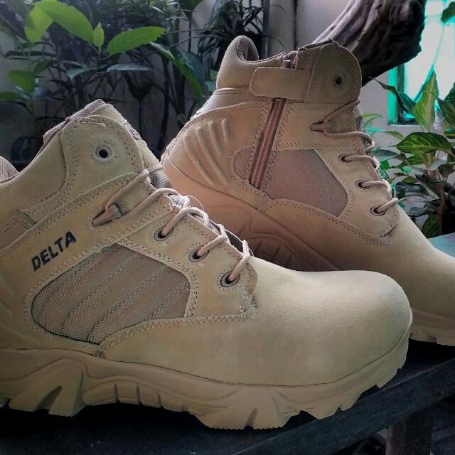 Sepatu Tactical Delta 6.0