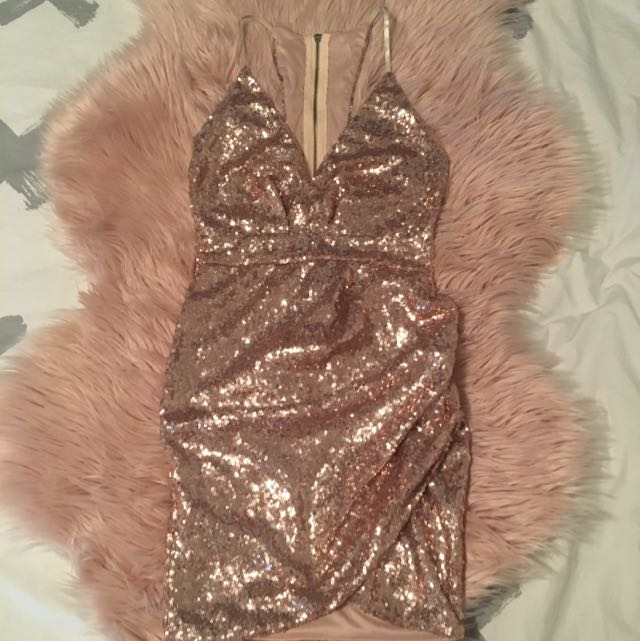 Sequin Dress From Peppermayo