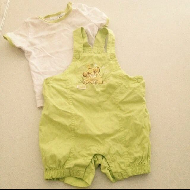 Simba Baby Outfit