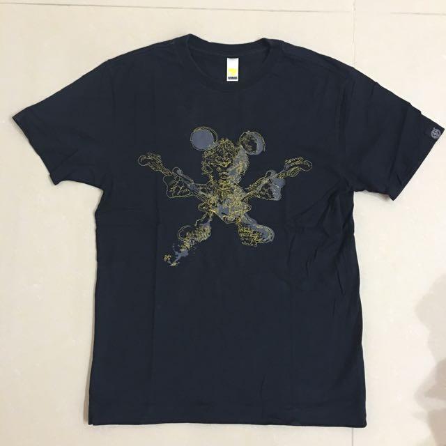 男款✨STAGE x Disney搖滾米奇短T恤