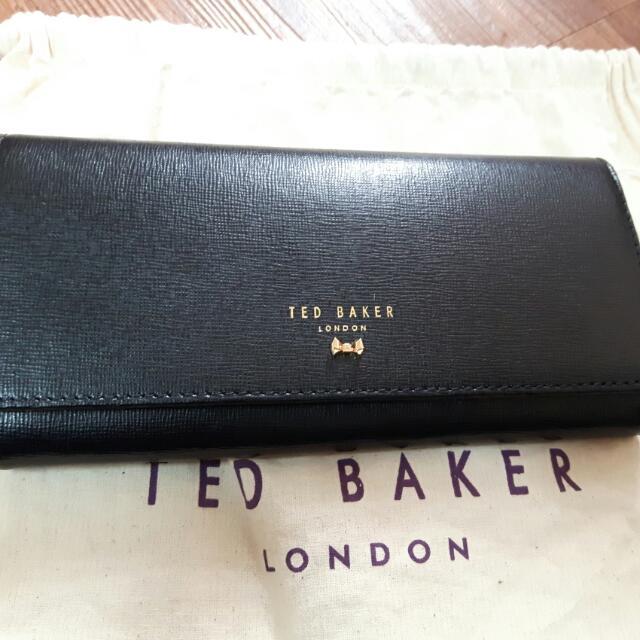 英國TED BAKER 長夾
