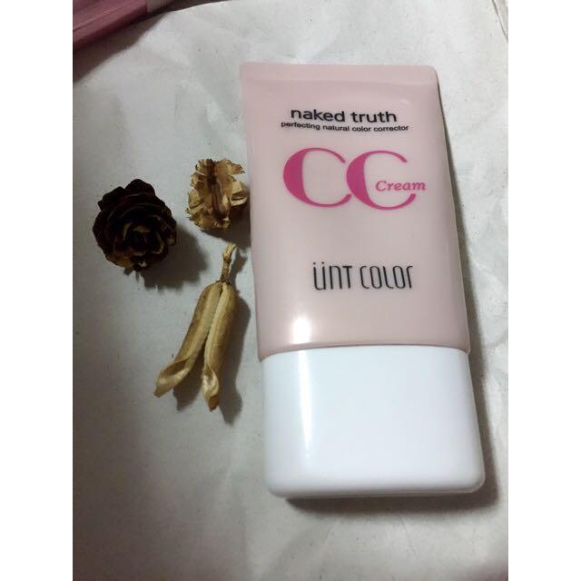 UNT CC霜