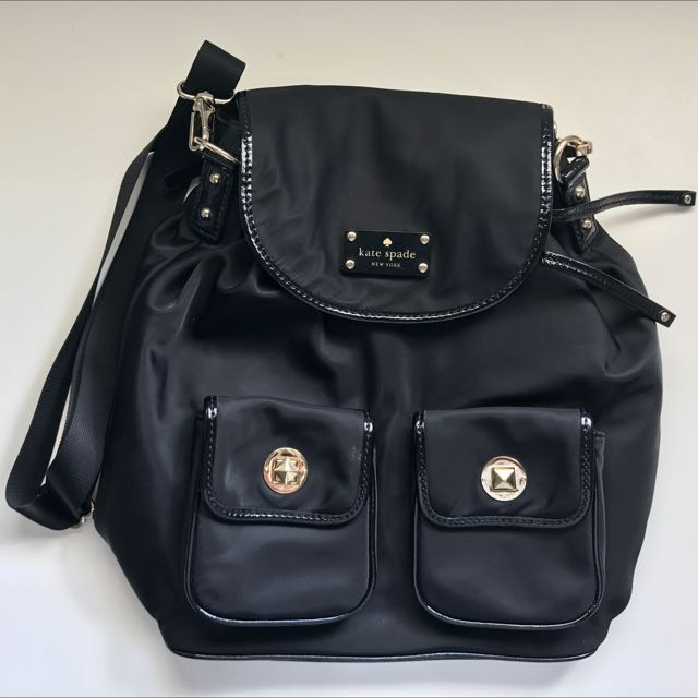 Used Genuine Kate Spade Large Bag