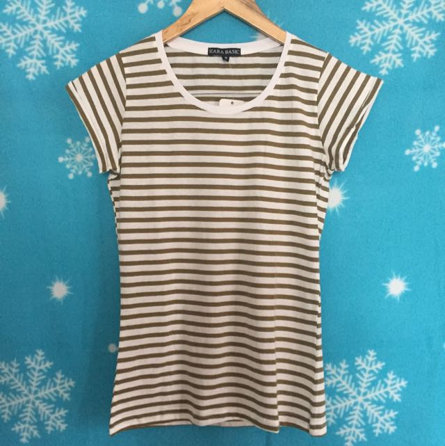 ZARA Basics Ladies Tee