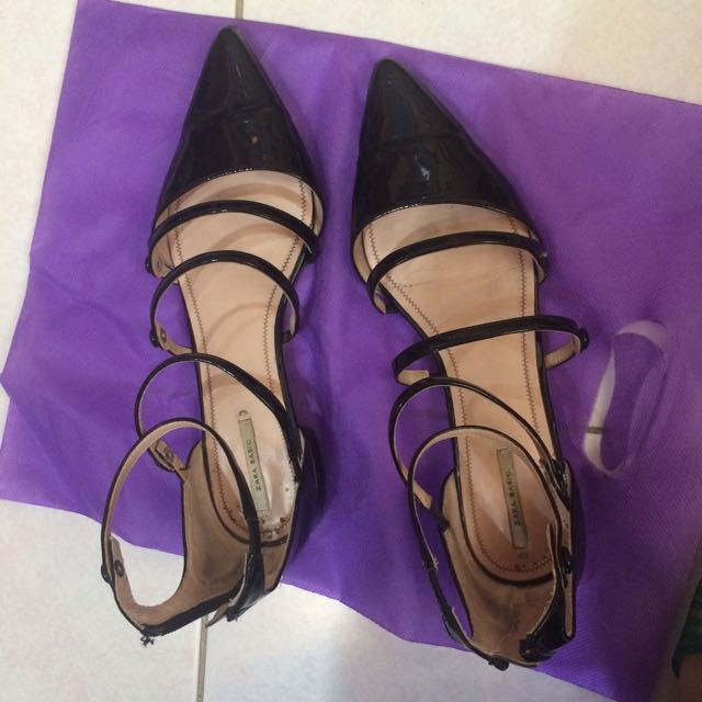zara flats 平底鞋
