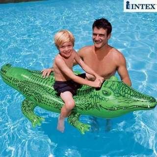 crocodile floater