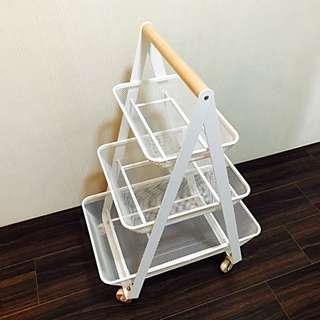 Ikea 三層推車架