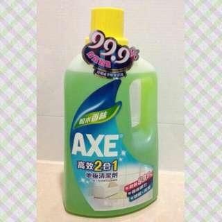 斧頭牌 AXE 二合一高效地板清潔劑