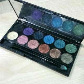 Sleek I Divine Eyeshadow Palette- Original