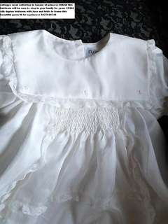 couture christening wear