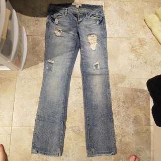 Size 5 Womans Jean's