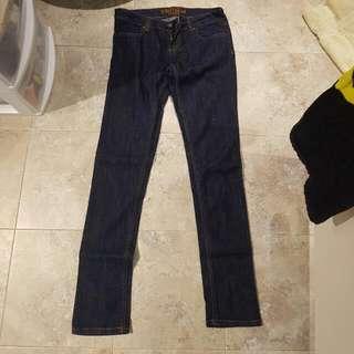 Size 7 Womans Jean's