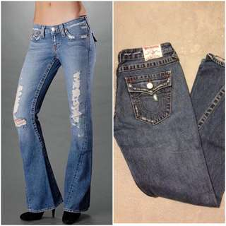 Brand New True Religion Joey Jeans