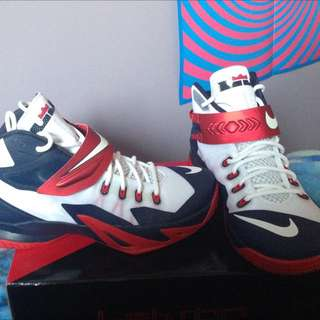 Lebron Soldier 8 Olympic USA