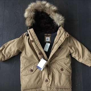 Brand New Baby Gap Winter Jacket 18-24M