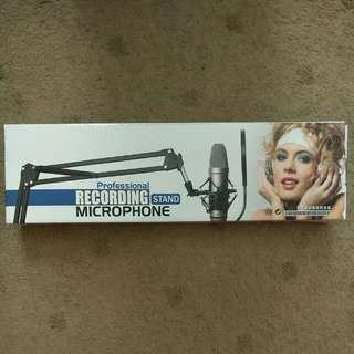 Recording Stand Microphone