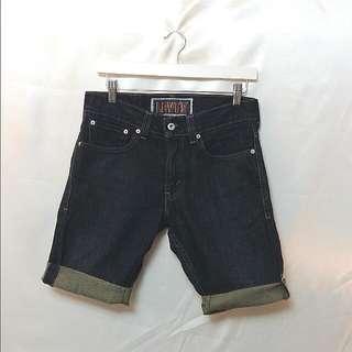 LEVI'S Blue Jeans Shorts