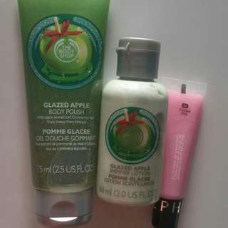 The Body Shop & Sephora Items