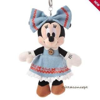 迪士尼米妮吊飾