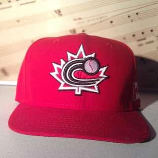 Team Canada Fitted Cap