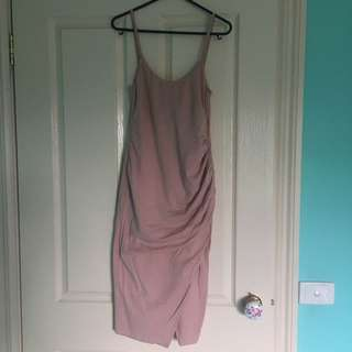 <2 FOR $50> Kookai Ruched Dress
