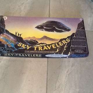 COOPERATIVE Board Game Sky Travellers