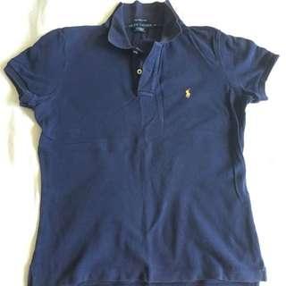 Ralph Lauren Navy Polo