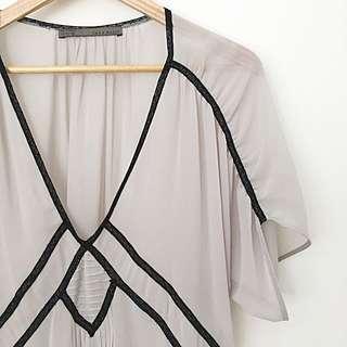 Sz M Zara Kimono