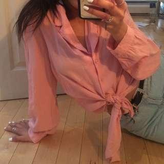 Fun Pink Shirt