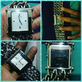 Jam Tangan Guess Original Preloved