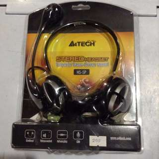 A4TECH Headset with Mic