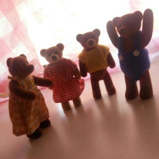 Vintage MacDonalds Collectables Bear