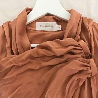 Zimmerman Robe Dress