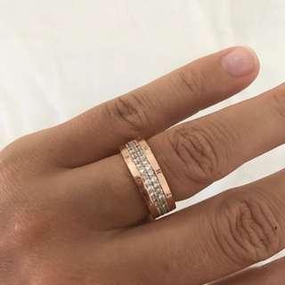 Thomas Sabo Rose Gold Ring