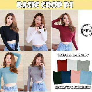Basic crop PJ
