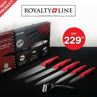 Royalty Line 5pcs Knife