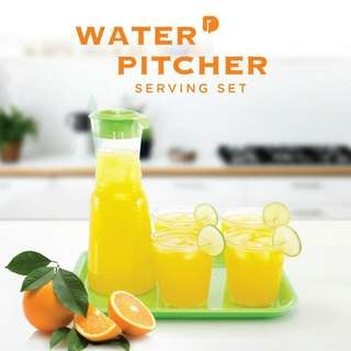 Water Pitcher Serving Set