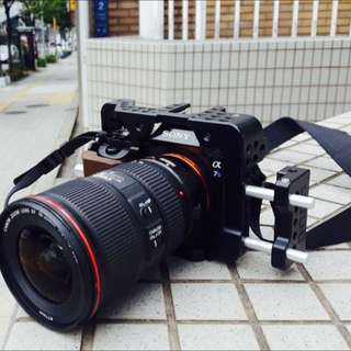 RENT SONY A7s Mirrorless Video Camera