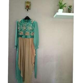 Dress Gaun Cantik