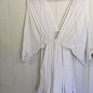 Low Cut Playsuit