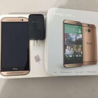 HTC One M8(金色)