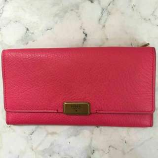Dompet Fossil Emerson Long