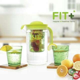 Fit+ Infuser Jug