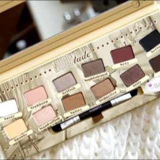 The Balm Nude Tude Palette