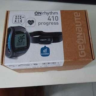 Geonaute ONrhythm 410 progress Heart Rate (HR) Monitor