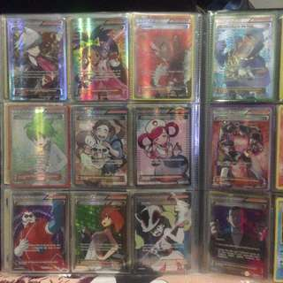 Pokemon TRAINERS cards