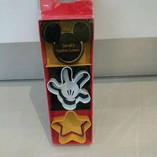 Disneyland Cookie Cutters
