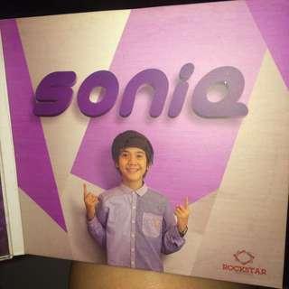 CD Lagi-Lagu SoniQ