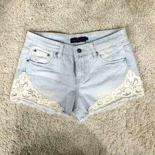 Body Soul Short Jeans