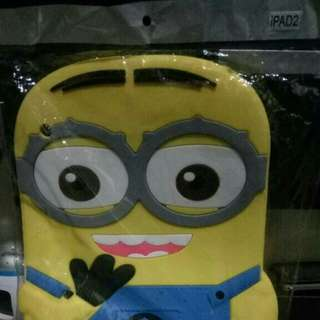 Ipad Case 2/3/4 Minion